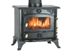 Cast iron stoves and wood burners