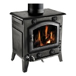 Clarke Regal cast iron stove and wood burner